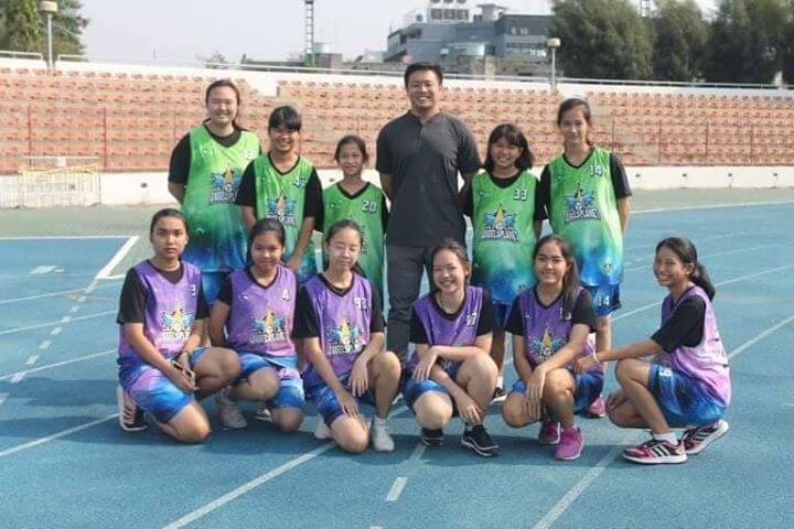 ตัดชุดบาส เสื้อบาสพิมพ์ลาย เสื้อบาสเกตบอล nba jersey ผลิตเสื้อกีฬา รีวิวลูกค้า รีวิวลูกค้า ทีมโรงเรียนมัธยม (ม.ต้น) Angels Planet เสื้อบาสพิมพ์ลาย