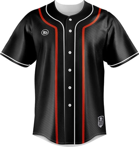 เสื้อเบสบอลพิมพ์ลาย-1